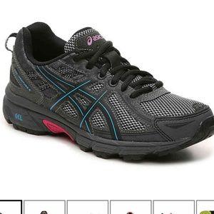 ASICS venture 6 trail running shoe